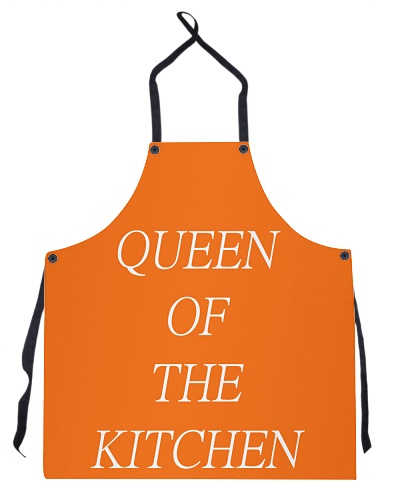APRON FOR QUEEN