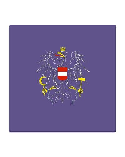 Osterreich Austrian Flag Austrian Coat of Arms