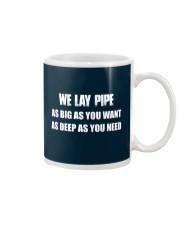 We Lay Pipe Mug thumbnail