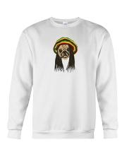 Rasta Pug Crewneck Sweatshirt thumbnail