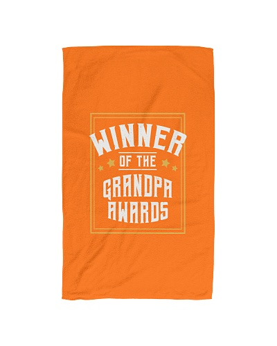 Winner Of The 2018 Grandpa Awards
