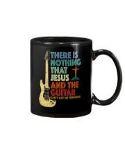 Jesus and Guitar Mug thumbnail