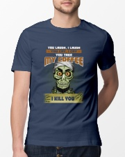 Achmed: You laugh I laugh you cry i cry Classic T-Shirt lifestyle-mens-crewneck-front-13