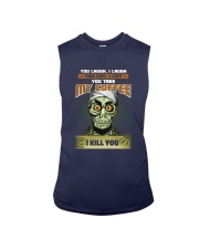 Achmed: You laugh I laugh you cry i cry Sleeveless Tee thumbnail
