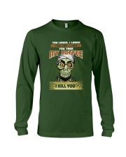 Achmed: You laugh I laugh you cry i cry Long Sleeve Tee thumbnail