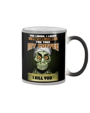 Achmed: You laugh I laugh you cry i cry Color Changing Mug thumbnail