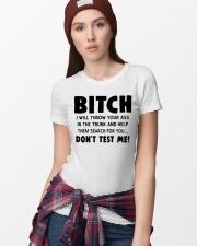 Limited Edition Ladies T-Shirt lifestyle-women-crewneck-front-9