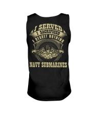 I am a Submariner Unisex Tank thumbnail