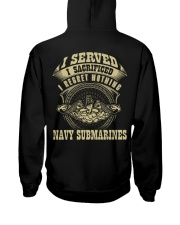 I am a Submariner Hooded Sweatshirt thumbnail