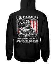 US Cavalry Hooded Sweatshirt thumbnail
