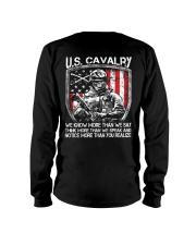 US Cavalry Long Sleeve Tee thumbnail