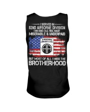 I Served In 82nd Airborne Division Unisex Tank thumbnail