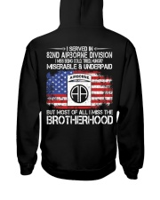 I Served In 82nd Airborne Division Hooded Sweatshirt thumbnail