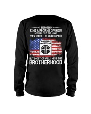 I Served In 82nd Airborne Division Long Sleeve Tee thumbnail