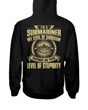 I'm a Submariner Hooded Sweatshirt thumbnail