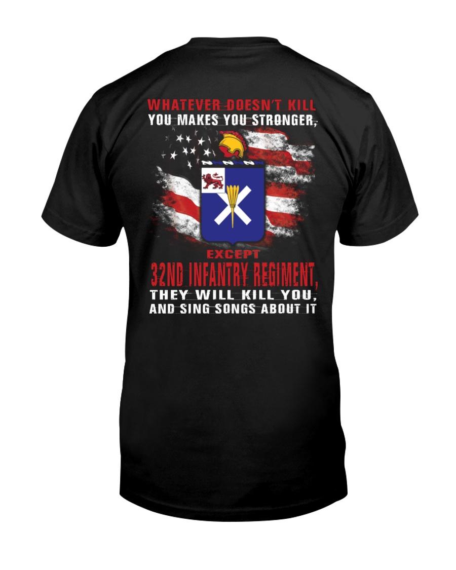 32nd Infantry Regiment Classic T-Shirt