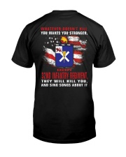 32nd Infantry Regiment Classic T-Shirt back