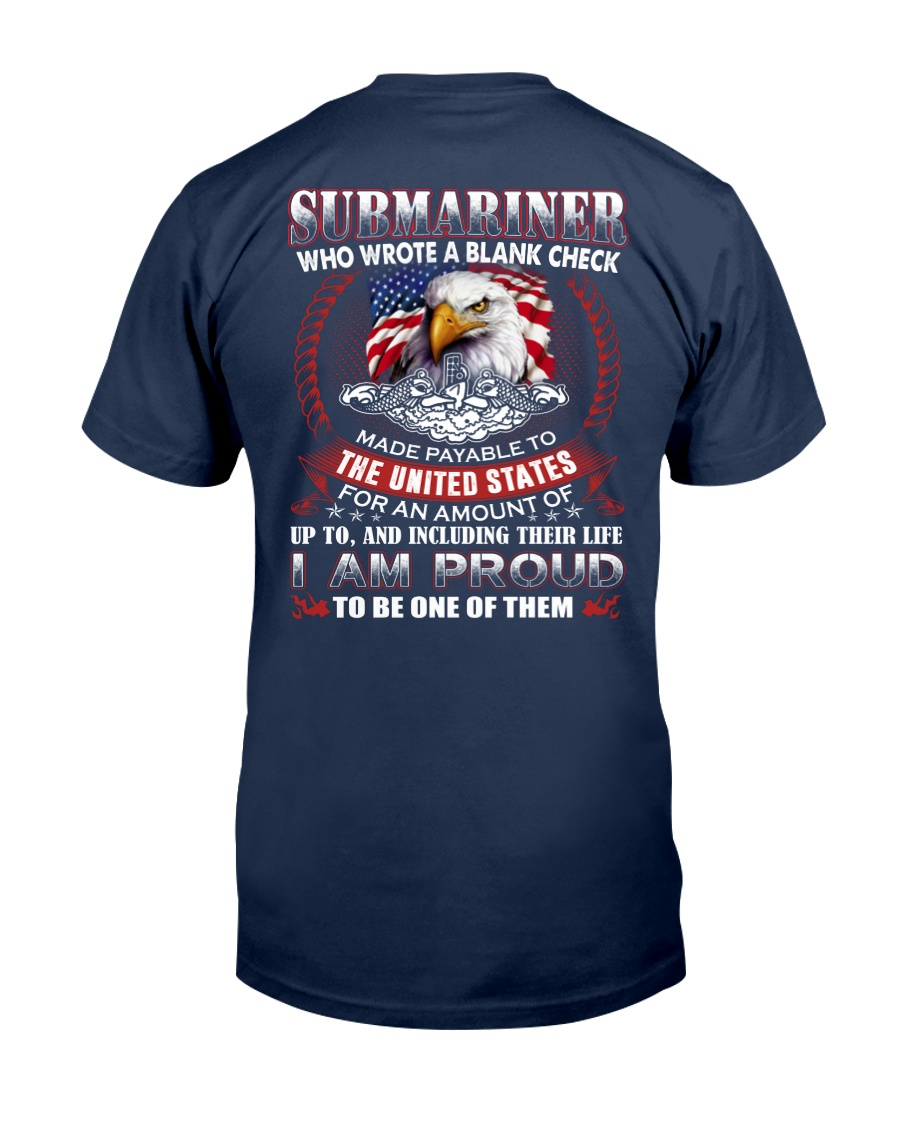 US Navy Submarines Classic T-Shirt