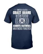 Coast Guard Classic T-Shirt back