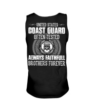 Coast Guard Unisex Tank thumbnail