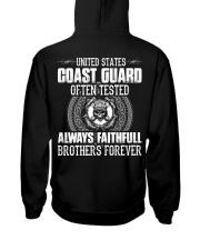 Coast Guard Hooded Sweatshirt thumbnail