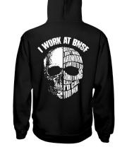 I work at BNSF Hooded Sweatshirt thumbnail