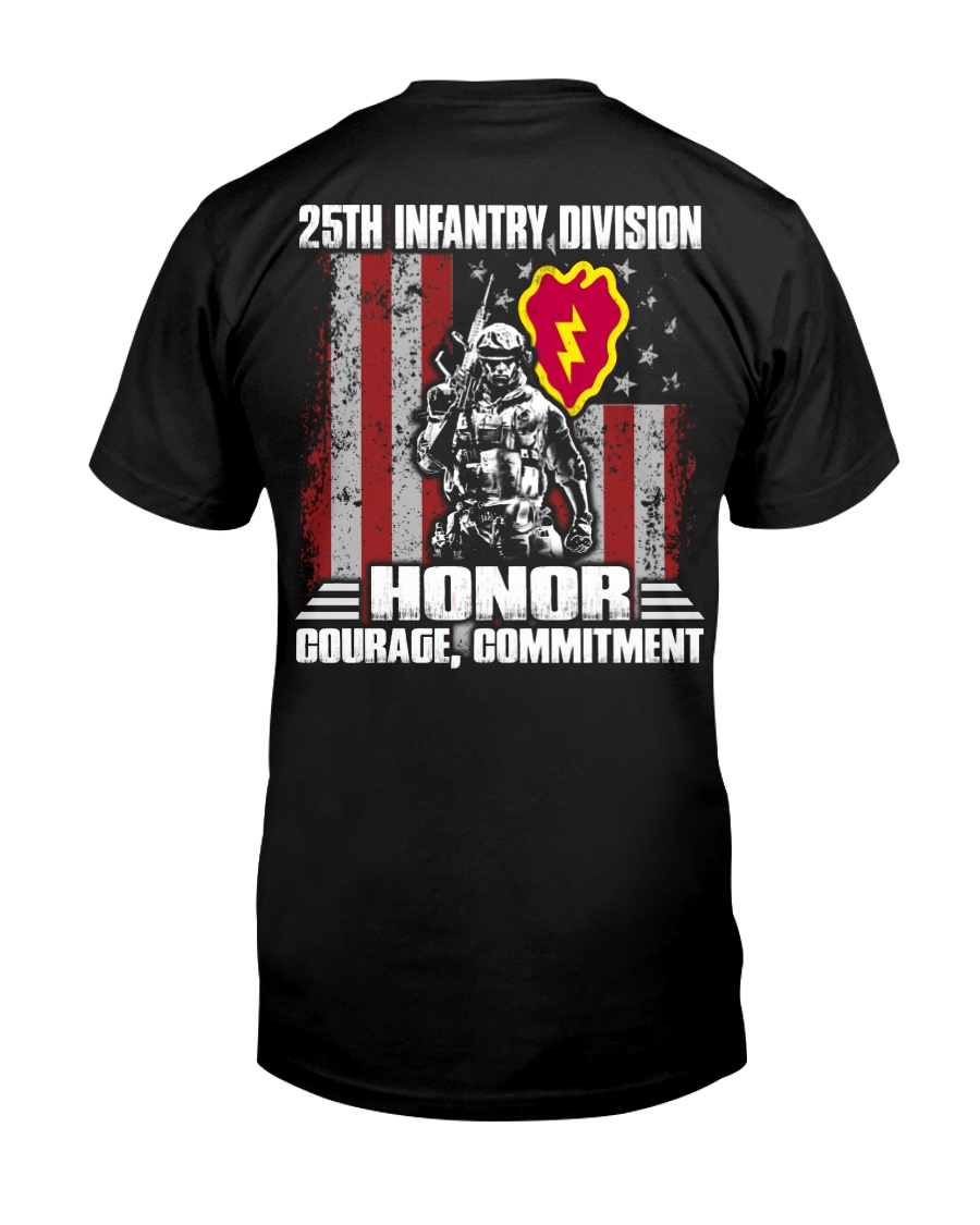 25th Infantry Division Classic T-Shirt