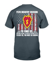 25th Infantry Division Classic T-Shirt tile