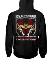 Royal Navy Submarines Hooded Sweatshirt thumbnail
