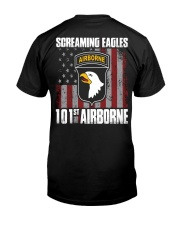 101st Airborne Division Classic T-Shirt back