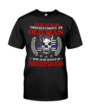 SHEEPDOGS Classic T-Shirt front