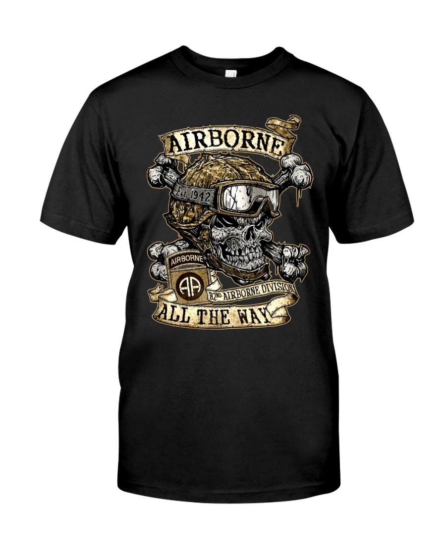 82nd Airborne Division Classic T-Shirt
