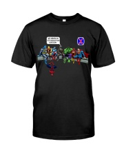 10th Mountain Division Classic T-Shirt front