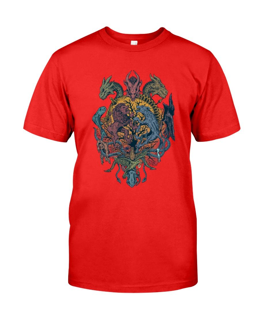 GoT Houses Classic T-Shirt