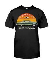 FastLane CALIFORNIA CRUISE Classic T-Shirt front