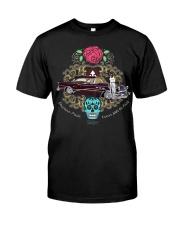 FastLane Chicano Pride Classic T-Shirt front