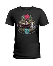FastLane Chicano Pride Ladies T-Shirt thumbnail
