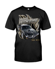 FastLane PLAY WITH FIRE Classic T-Shirt front