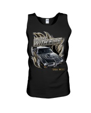 FastLane PLAY WITH FIRE Unisex Tank thumbnail