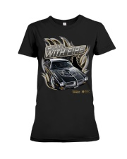 FastLane PLAY WITH FIRE Premium Fit Ladies Tee thumbnail