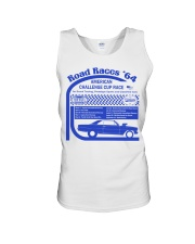 FastLane Road Races '64 Unisex Tank thumbnail