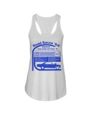 FastLane Road Races '64 Ladies Flowy Tank thumbnail