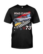 FastLane Road Classic Classic T-Shirt front