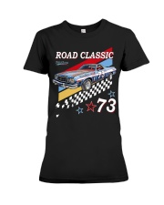 FastLane Road Classic Premium Fit Ladies Tee tile