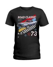 FastLane Road Classic Ladies T-Shirt thumbnail