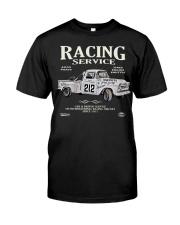 FastLane RACING SERVICE Classic T-Shirt front
