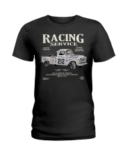FastLane RACING SERVICE Ladies T-Shirt thumbnail