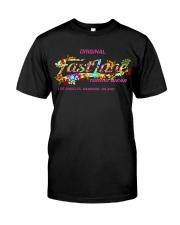 FastLane Original Flowers Classic T-Shirt front