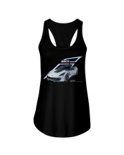FastLane TIKT Carbon 65 Ladies Flowy Tank tile