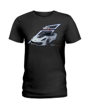 FastLane TIKT Carbon 65 Ladies T-Shirt tile